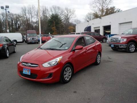 2016 Hyundai Accent for sale at United Auto Land in Woodbury NJ