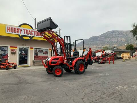 2021 Branson 2400H for sale at Hobby Tractors - New Tractors in Pleasant Grove UT