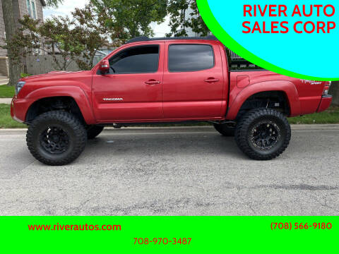 2013 Toyota Tacoma for sale at RIVER AUTO SALES CORP in Maywood IL