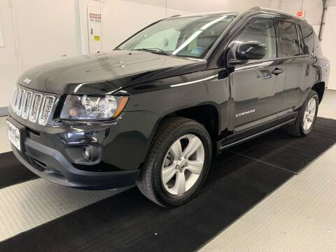 2016 Jeep Compass for sale at TOWNE AUTO BROKERS in Virginia Beach VA