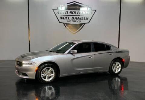 2015 Dodge Charger for sale at Noel Daniels Motor Company in Ridgeland MS