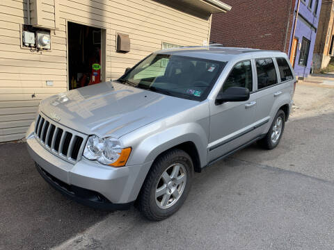 2008 Jeep Grand Cherokee for sale at 57th Street Motors in Pittsburgh PA