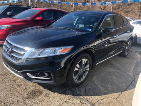 2015 Honda Crosstour for sale at Matt Jones Preowned Auto in Wheeling WV
