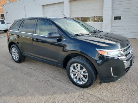 2013 Ford Edge for sale at Apex Auto Sales in Coldwater KS