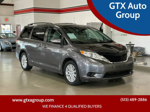 2013 Toyota Sienna for sale at UNCARRO in West Chester OH