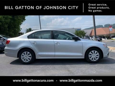 2014 Volkswagen Jetta for sale at Bill Gatton Used Cars - BILL GATTON ACURA MAZDA in Johnson City TN