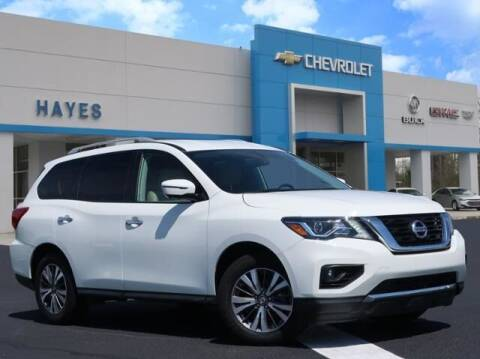 2017 Nissan Pathfinder for sale at HAYES CHEVROLET Buick GMC Cadillac Inc in Alto GA