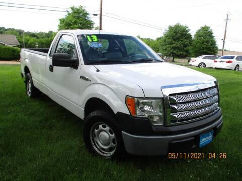 2013 Ford F-150 for sale at Euro Asian Cars in Knoxville TN