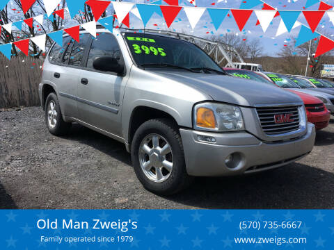 2006 GMC Envoy for sale at Old Man Zweig's in Plymouth Township PA