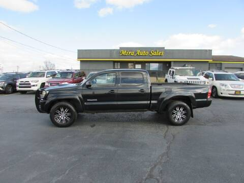 2007 Toyota Tacoma for sale at MIRA AUTO SALES in Cincinnati OH