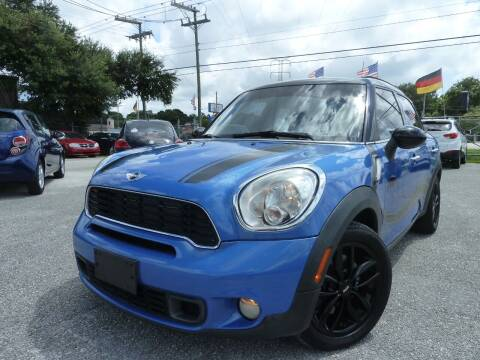 2011 MINI Cooper Countryman for sale at Das Autohaus Quality Used Cars in Clearwater FL