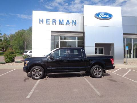 2016 Ford F-150 for sale at Herman Motors in Luverne MN