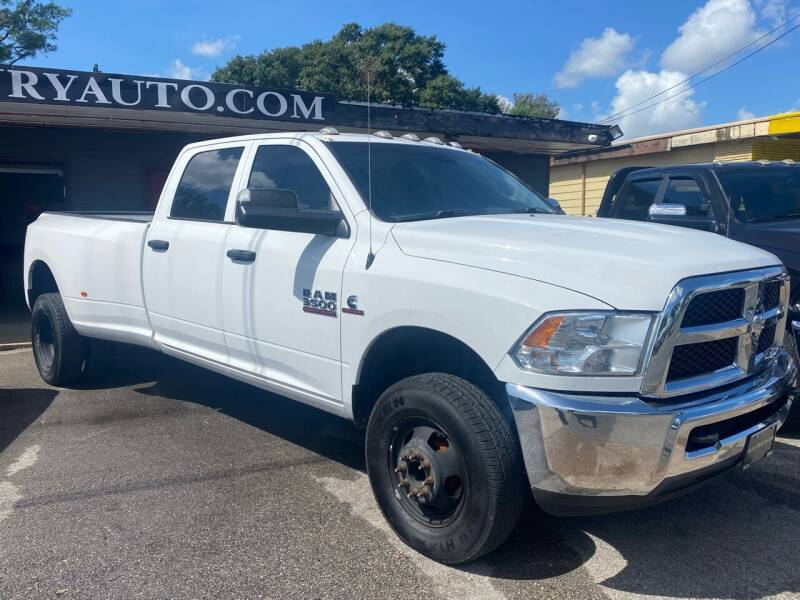 2018 RAM Ram Pickup 3500 for sale at Texas Luxury Auto in Houston TX