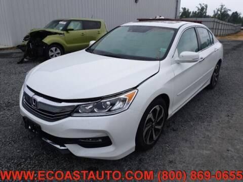 2017 Honda Accord for sale at East Coast Auto Source Inc. in Bedford VA