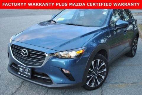 2019 Mazda CX-3 for sale at 495 Chrysler Jeep Dodge Ram in Lowell MA