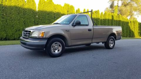 2002 Ford F-150 for sale at Kingdom Autohaus LLC in Landisville PA