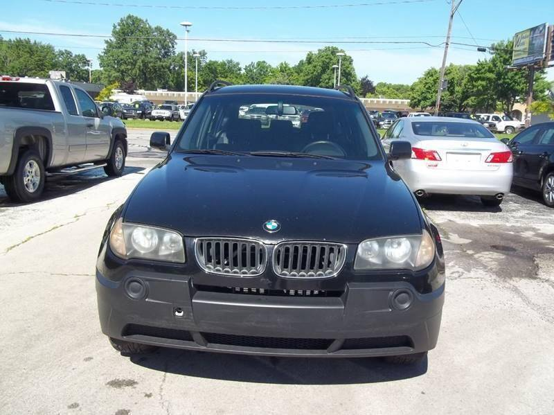 2005 BMW X3 for sale at Royal Motors - 33 S. Byrne Rd Lot in Toledo OH