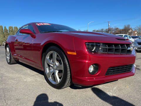 2011 Chevrolet Camaro for sale at Blue Diamond Auto Sales in Ceres CA