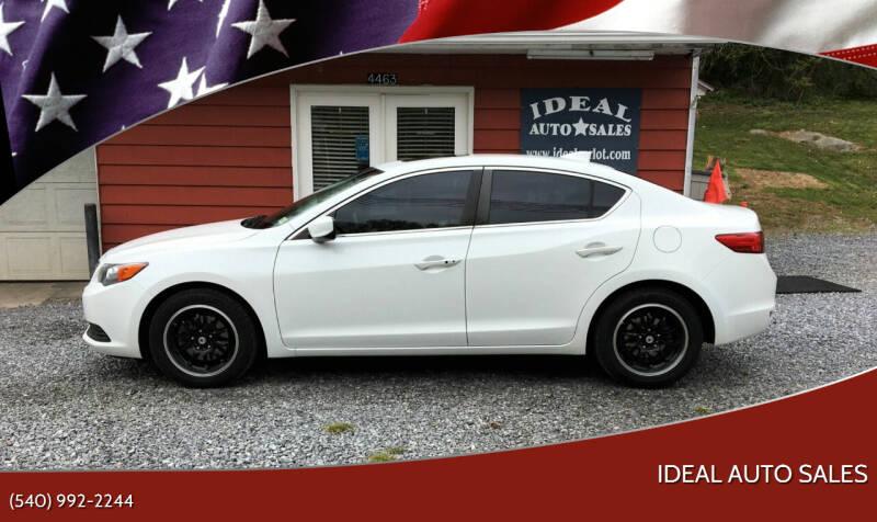 2013 Acura ILX for sale in Troutville, VA
