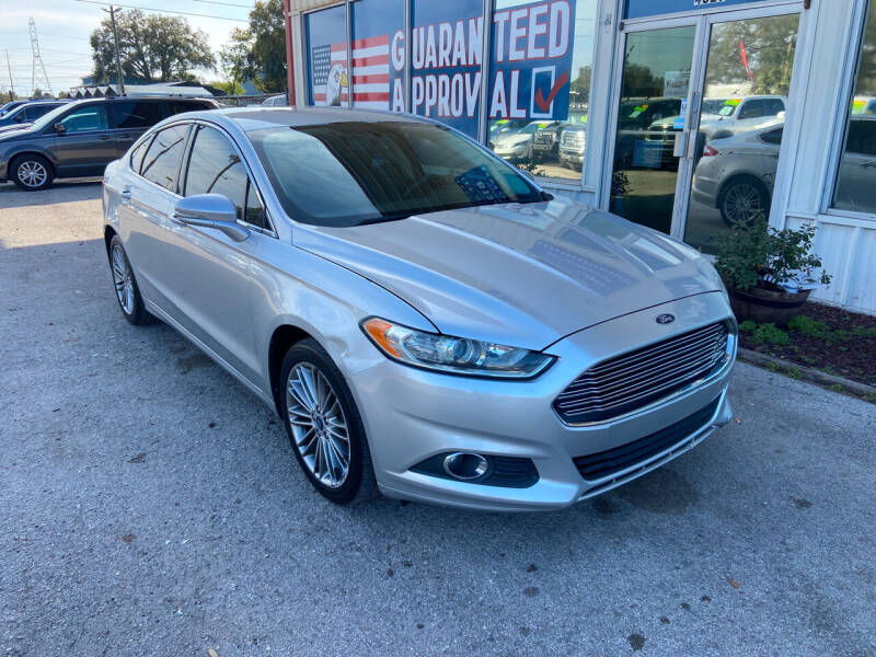2013 Ford Fusion for sale at Lee Auto Group Tampa in Tampa FL