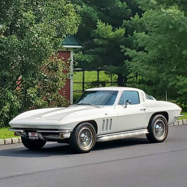 1965 Chevrolet Corvette for sale at R & R AUTO SALES in Poughkeepsie NY