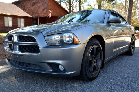 2011 Dodge Charger for sale at Wheel Deal Auto Sales LLC in Norfolk VA