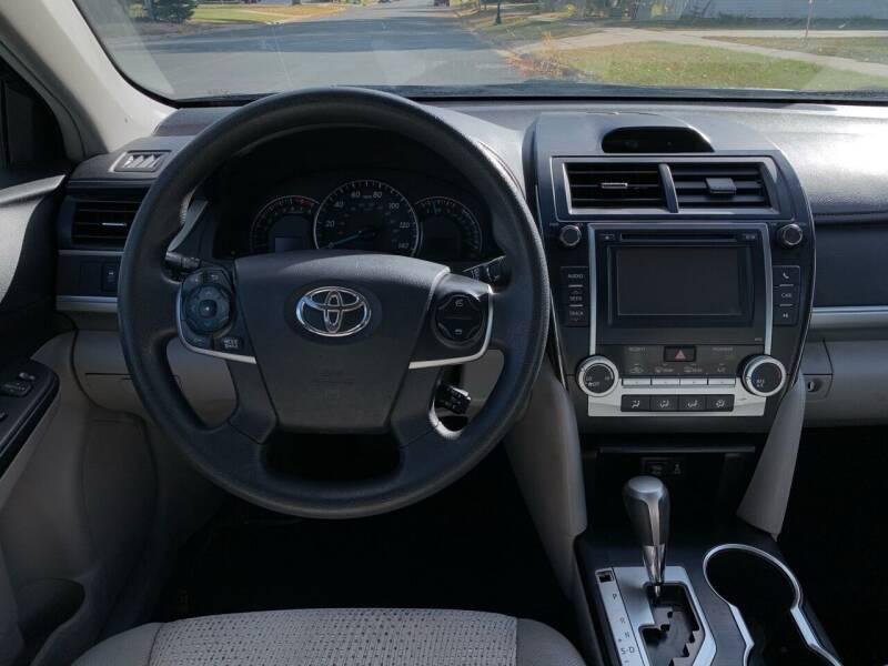 2013 Toyota Camry LE 4dr Sedan - Farmington MN