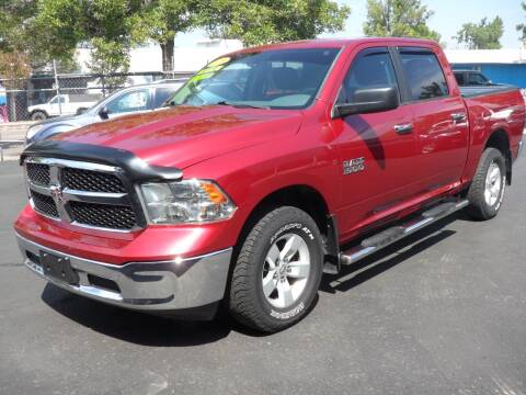 2013 RAM Ram Pickup 1500 for sale at T & S Auto Brokers in Colorado Springs CO