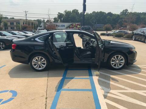 2016 Chevrolet Impala for sale at A & K Auto Sales in Mauldin SC