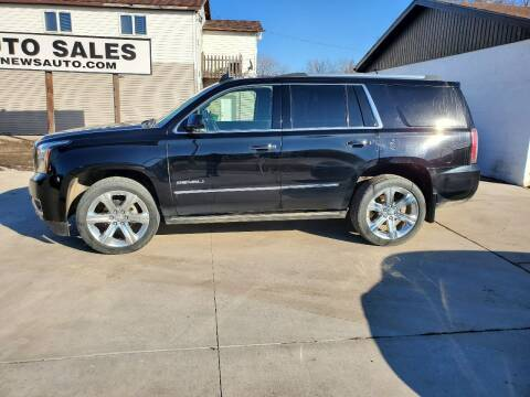 2016 GMC Yukon for sale at GOOD NEWS AUTO SALES in Fargo ND