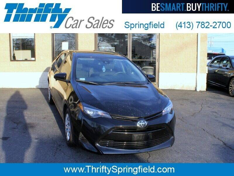 2019 Toyota Corolla for sale at Thrifty Car Sales Springfield in Springfield MA