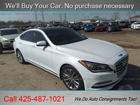 2017 Genesis G80 for sale at Platinum Autos in Woodinville WA