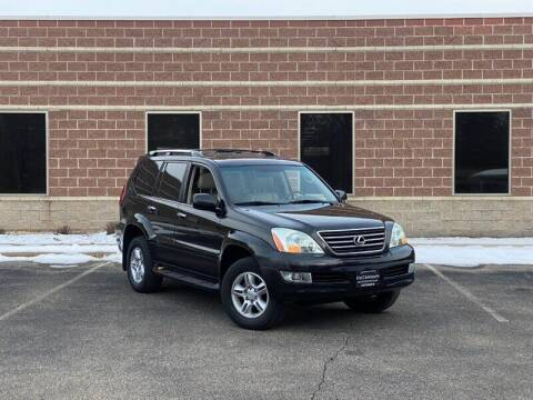 2009 Lexus GX 470 for sale at A To Z Autosports LLC in Madison WI