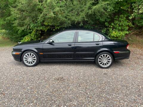 2007 Jaguar X-Type for sale at Top Notch Auto & Truck Sales in Gilmanton NH