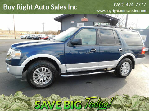 2014 Ford Expedition for sale at Buy Right Auto Sales Inc in Fort Wayne IN
