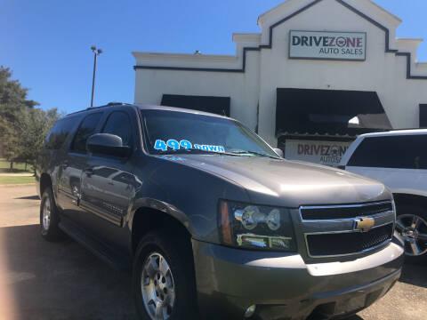 2013 Chevrolet Suburban for sale at DRIVE ZONE AUTOS in Montgomery AL