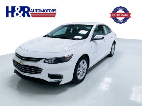2018 Chevrolet Malibu for sale at H&R Auto Motors in San Antonio TX