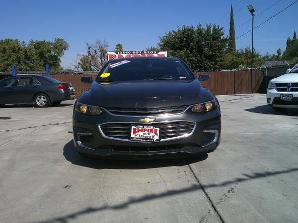 2016 Chevrolet Malibu for sale at Empire Auto Sales in Modesto CA
