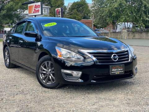 2015 Nissan Altima for sale at Best Cars Auto Sales in Everett MA