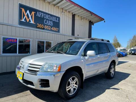 2004 Mitsubishi Endeavor for sale at M & A Affordable Cars in Vancouver WA