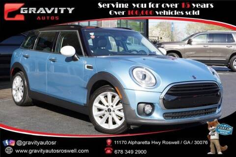2018 MINI Clubman for sale at Gravity Autos Roswell in Roswell GA