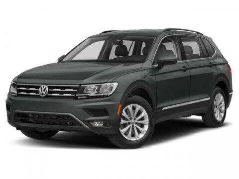 2018 Volkswagen Tiguan for sale at HILAND TOYOTA in Moline IL