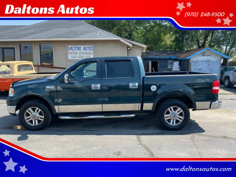 2005 Ford F-150 for sale at Daltons Autos in Grand Junction CO