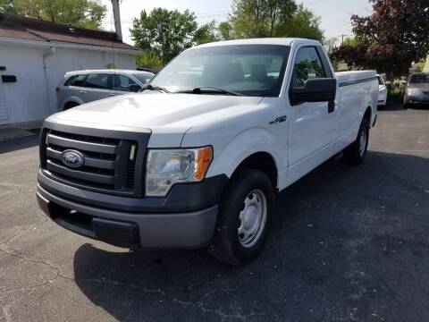 2011 Ford F-150 for sale at Nonstop Motors in Indianapolis IN
