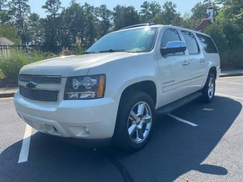 2014 Chevrolet Suburban for sale at Premier Auto Solutions & Sales in Quinton VA