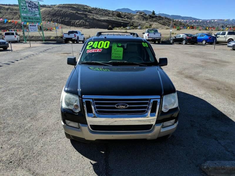 2008 Ford Explorer for sale at Hilltop Motors in Globe AZ