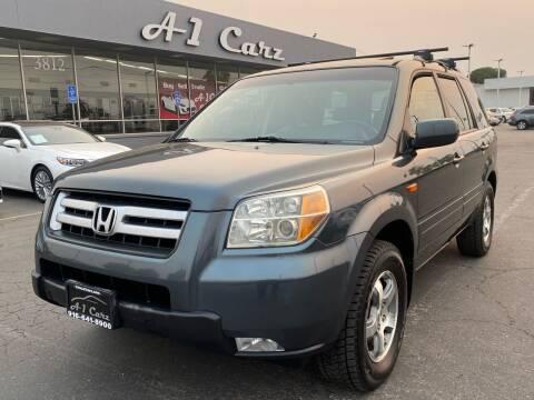 2006 Honda Pilot for sale at A1 Carz, Inc in Sacramento CA