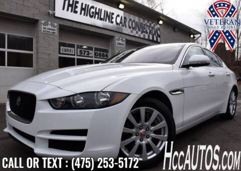 2019 Jaguar XE for sale at The Highline Car Connection in Waterbury CT