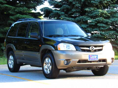 2003 Mazda Tribute for sale at NY AUTO SALES in Omaha NE