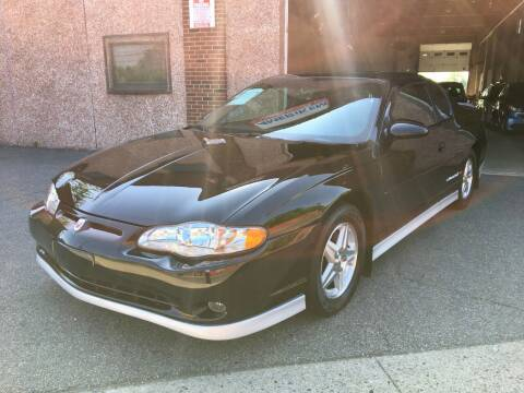 2001 Chevrolet Monte Carlo for sale at JMAC IMPORT AND EXPORT STORAGE WAREHOUSE in Bloomfield NJ